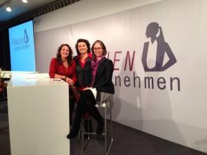 v.links: Katja Hofmann, Carola Orszulik, Claudia Schimkowski
