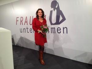 Katja Hofmann ist Vorbild-Unternehmerin - ausgezeichnet vom Bundesministerium für Wirtschaft und Energie