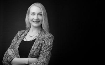 Verstärkung bei der KMU – Marie Haupka stellt sich vor